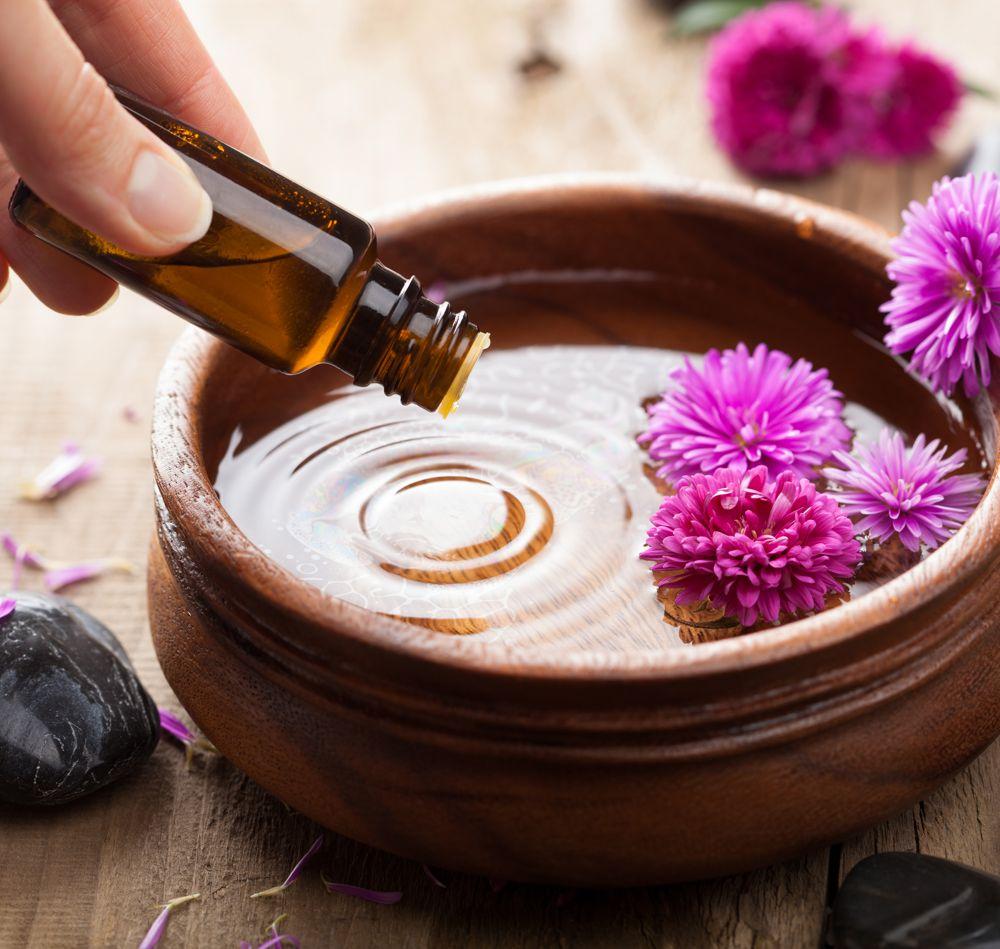 Relaxacni terapie - aromaterapie, chromoterapie, fyzioterapie