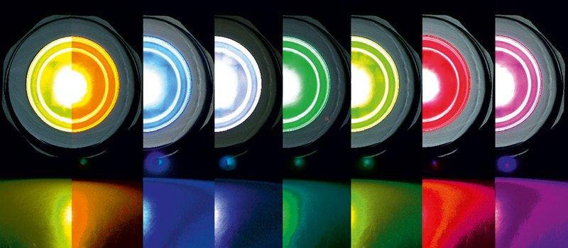 chromoterapie barvy svetla